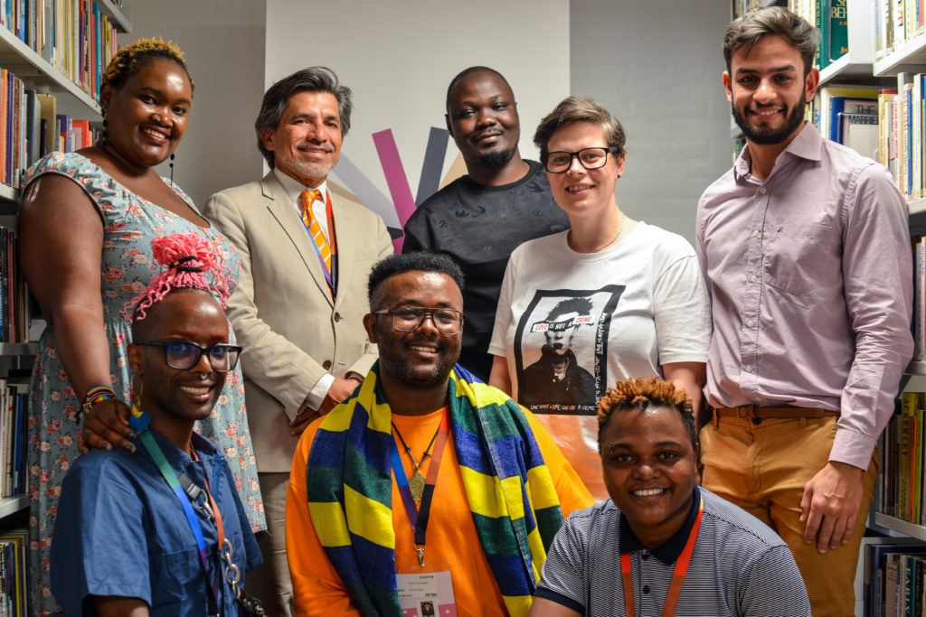 Activists from global south and Victor Madrigal-Borloz