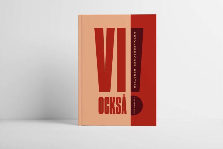 VI OCKSÅ - ny bog om LGBT+ personers #metoo-berretninger